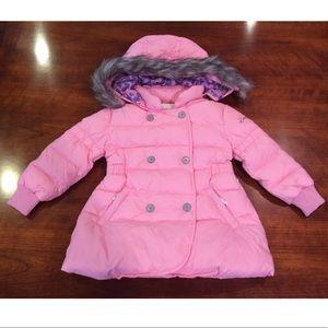 NWT***Pink DIESEL Coat Age 2